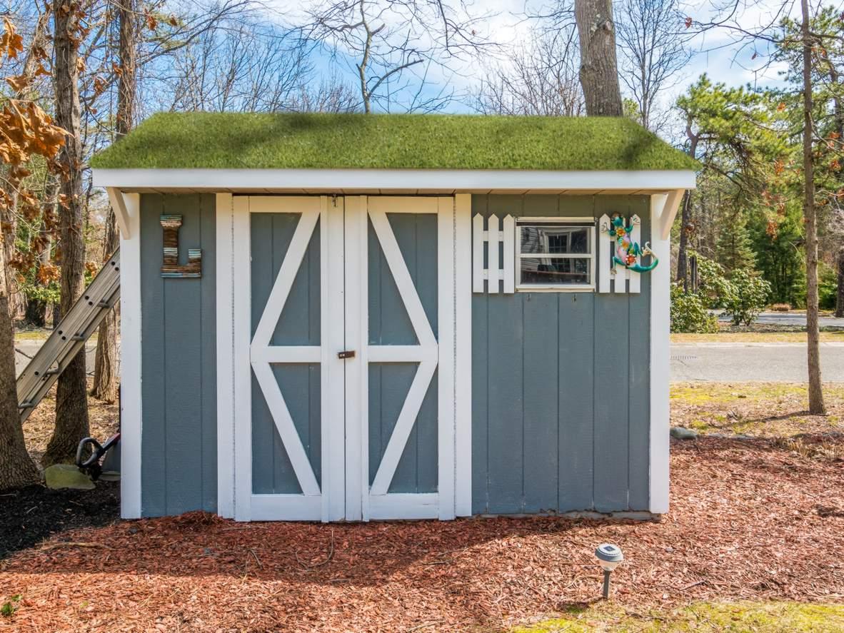 Installing An Artificial Grass Roof Diy Amp Gardening