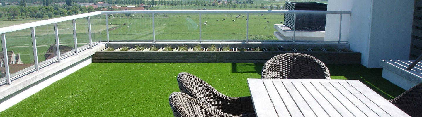 Artificial Grass Balconies