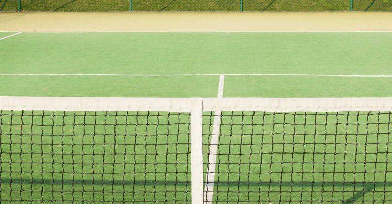 Artificial Grass Sports Court