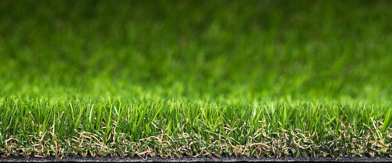 close up of Artificial grass yarns