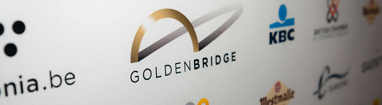 Golden Bridge Awards logo