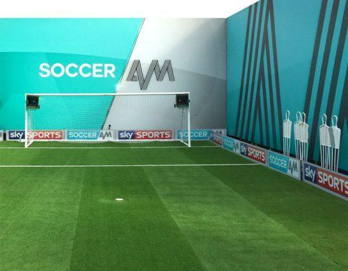 Soccer AM set