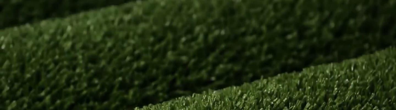 rolls of artificial grass in the namgrass factory | namgrass garden design blog