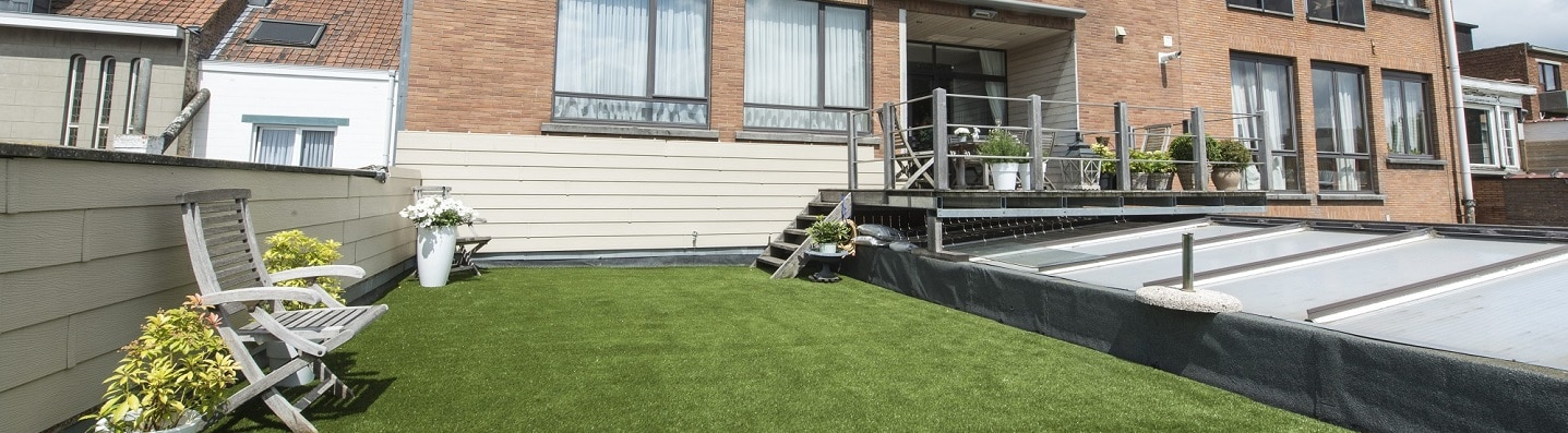 Can you use Artificial Grass on Decking?
