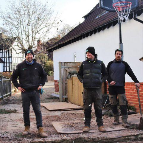 Meet the Installers - Solent Garden Services