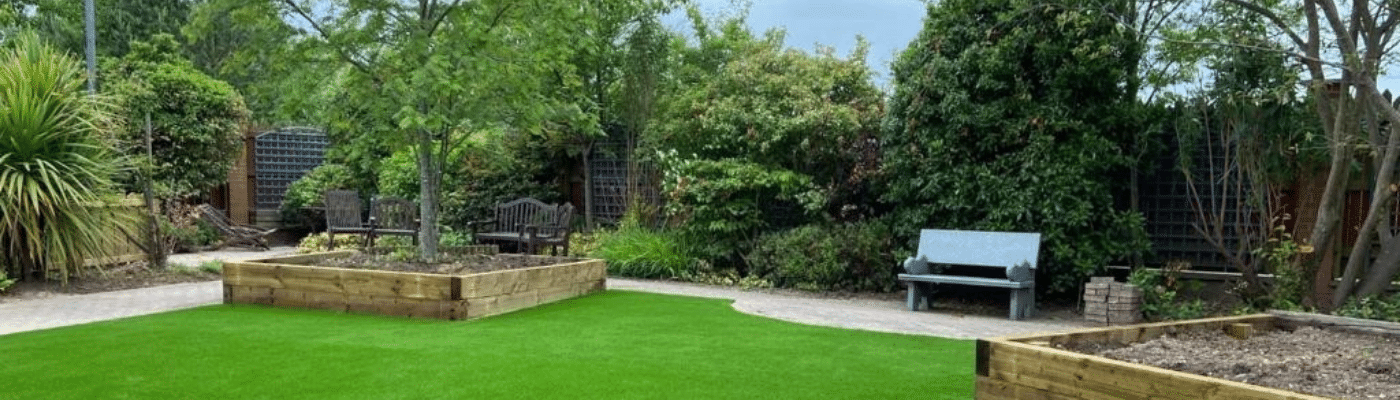 Butterwick Hospice Gets A Namgrass Makeover