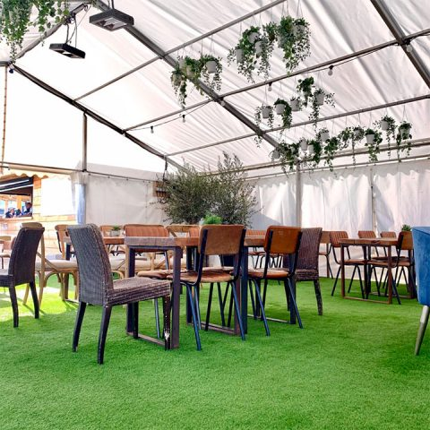 Namgrass Case Study: Alfresco Dining at its Finest